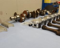 VOLVO - Penta 6 Zylinder mit Schmiedekolben