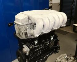 VW VR6 Aufbau