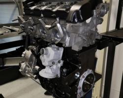VW 1.8er 16V Aufbau für Weber Vergaser