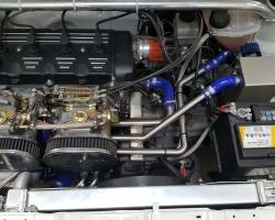 VW Golf 1 mit Doppelwebervergaser
