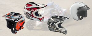 Autocross und Motocross Helme